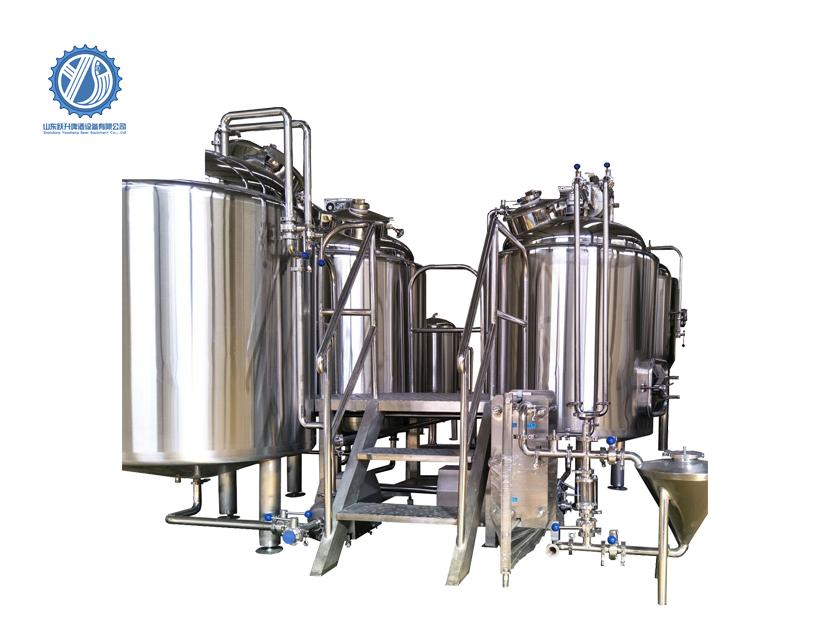山东跃升啤酒设备有限公司
