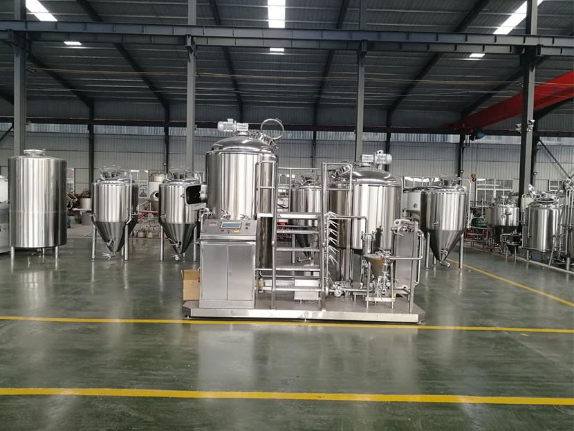 济南啤酒设备价格