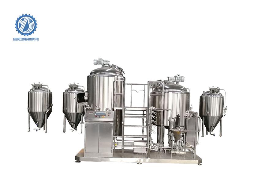济南啤酒设备厂家